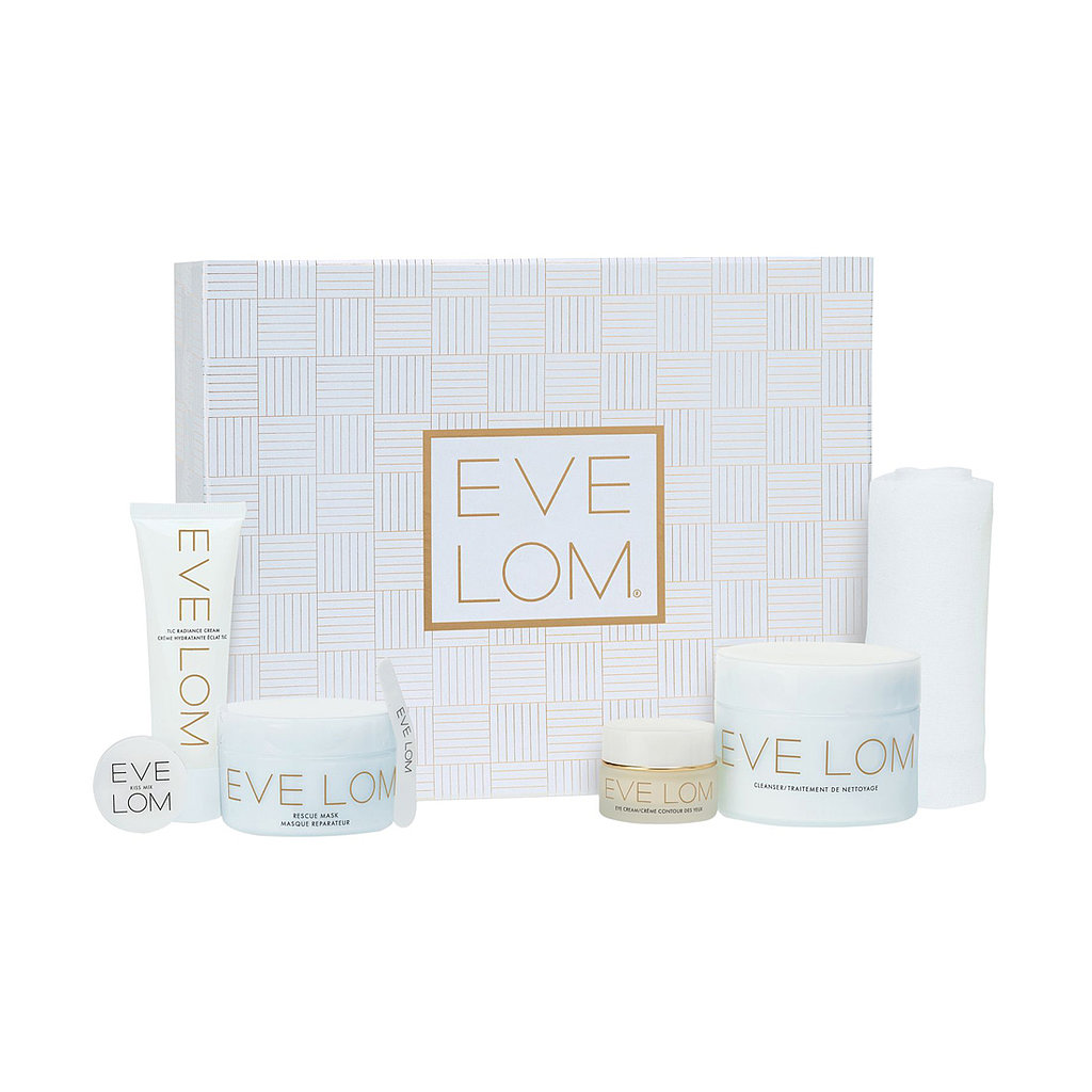 What better gift can you give than the gift of glowing skin? That special someone on your list will get just that with the The Ultimate Collection ($275) from Eve Lom.