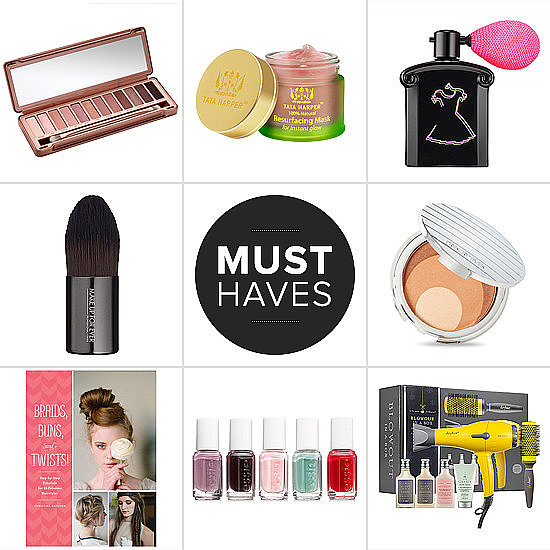 'Tis the season for holiday shopping, Champagne toasting, family visiting, and plenty of festive beauty moments, too. Whether it's finding the right amount of sparkle, revealing a glowing complexion, or just mastering a braided updo, POPSUGAR Beauty is sharing our editor-approved picks to get you through the rest of 2013 in style.