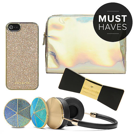 Department stores won't be the only things draped in glitter and gold this month. December is all about dressing to the nines for back-to-back holiday soirees, so we're making sure that you've got glitzy tech accessories to match. Read on to see all the POPSUGAR Tech team's glamorous must haves for December!