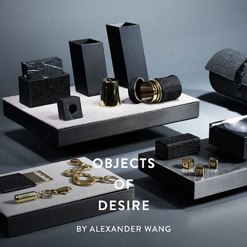 Lane Crawford, Objects of Desire- Alexander Wang collection