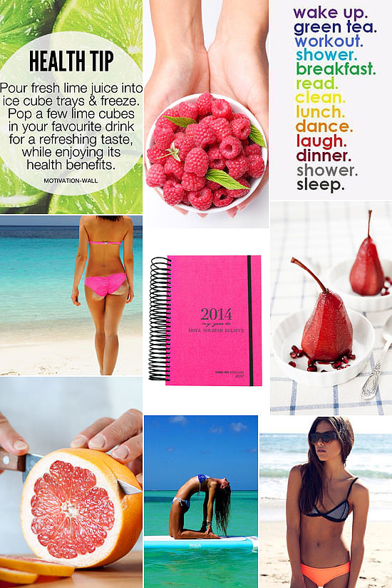 Monday Mood Board | POPSUGAR Fitness Australia