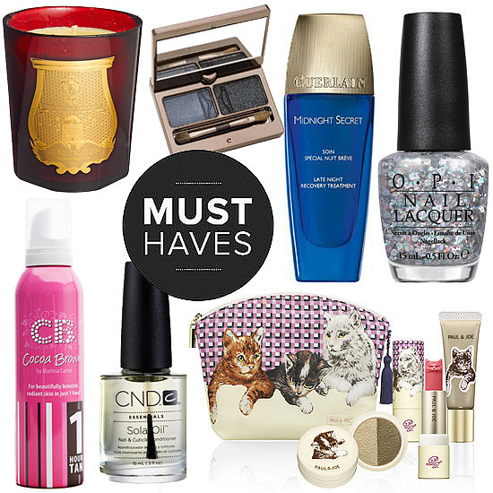 Must Have Beauty Buys For December