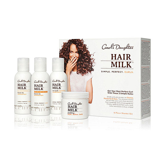 There's nothing more exciting than discovering your new Holy Grail product. Many curly girls swear by Carol's Daughter Hair Milk, so this Starter Set ($26) will let her discover what all the talk is about.