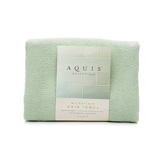 Rubbing your head with a towel is a surefire way to ruin any natural curl definition. Gift her the Aquis Microfiber Hair Towel ($17) to kick frizz to the curb.