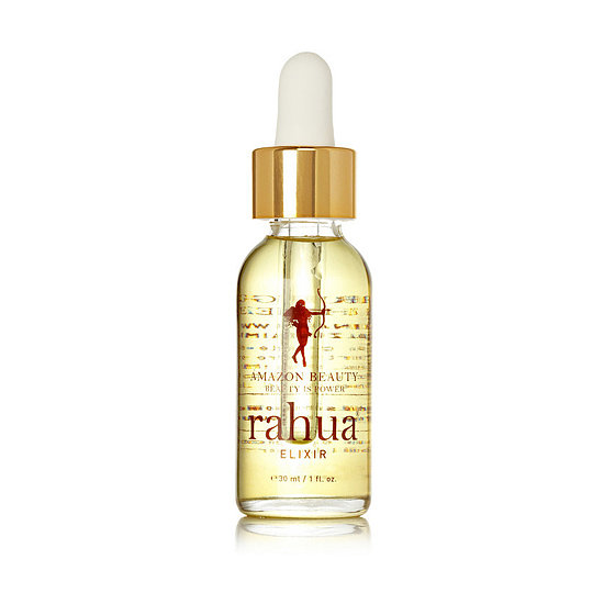 Girls with curls are serious about their oils, and the Rahua Hair Elixir ($175) is the most luxurious bottle around.