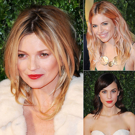 The Best Beauty Looks From the 2013 British Fashion Awards