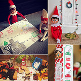 Straight From the North Pole: 58 Places to Put Your Elf on the Shelf