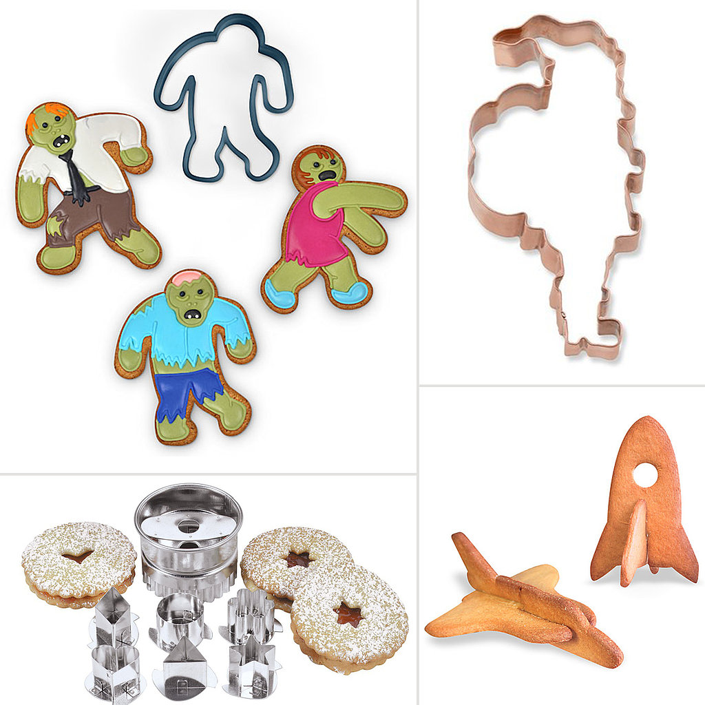 30 Classic (and Quirky) Christmas Cookie Cutters