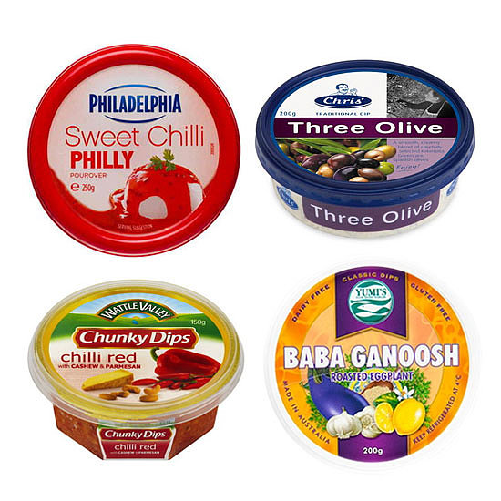 Calorie Showdown: Calories in 10 Party Dips