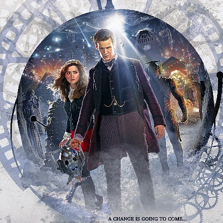 Doctor Who Christmas Special 2013 Pictures