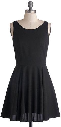 Little Black Dress Rehearsal