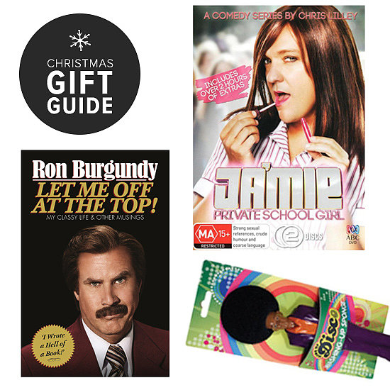 2013 Christmas Gift Guides: Make Them Laugh