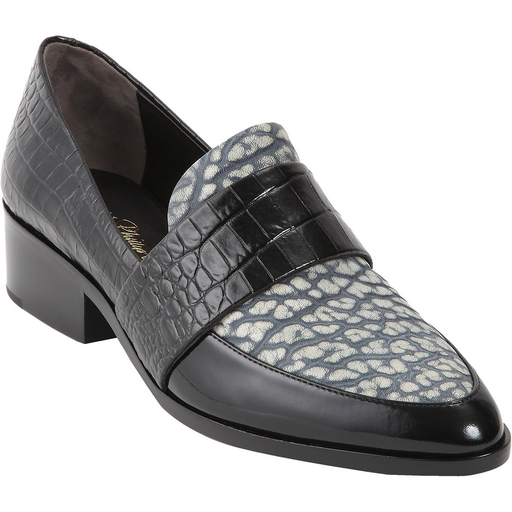 3.1 Phillip Lim Embossed Quinn Shoe ($239, originally $395)