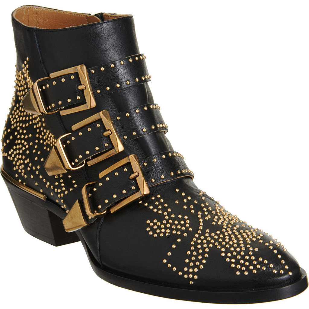 Chloé Susan Studded Ankle Boot ($779, originally $1,295)