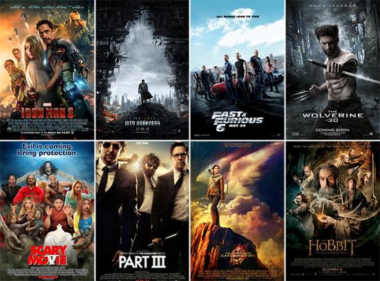 Best Movie Franchises Of 2013 Popsugar Entertainment