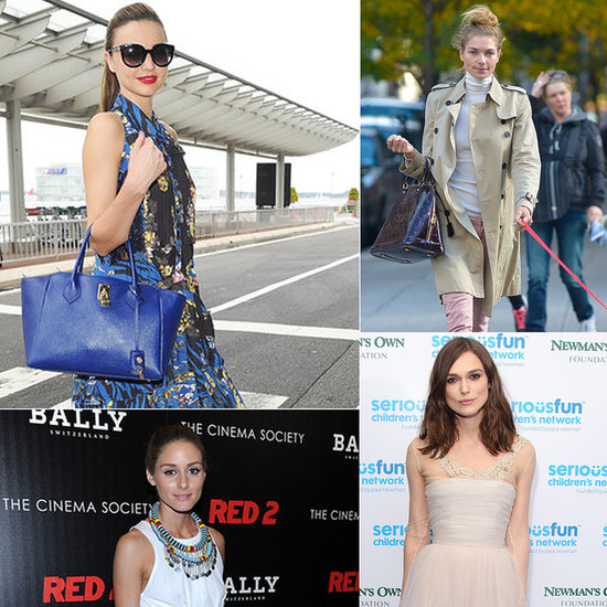 Celebrity Outfit Repeaters: One Piece, Two Ways