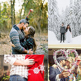 POPSUGAR Shout Out: Mistletoe, Snow, and Your Engagement