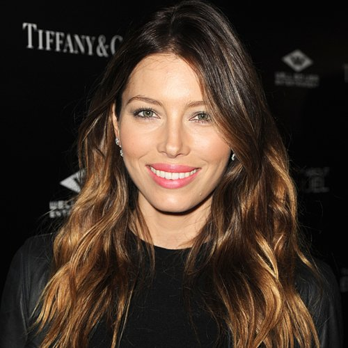 Jessica Biel's Makeup at The Truth About Emanuel Premiere