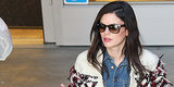 Would You Wear a Denim Onesie Like Rachel Bilson?