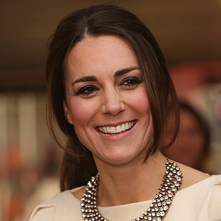 Kate Middleton's Hair at Mandela Premiere 2013