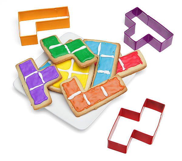Tetris Cookie Cutter