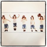 Skyler Berman has the coolest school photos ever! Source: Instagram user rachelzoe
