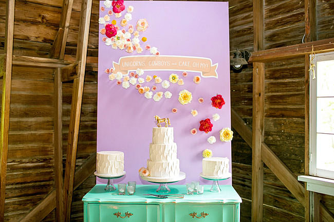 Cake Backdrop