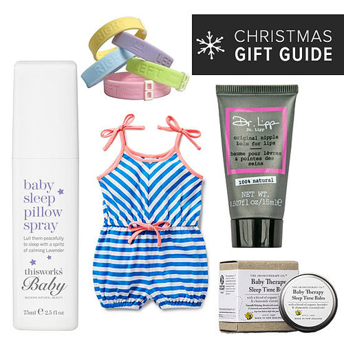 Christmas Present Ideas for New Mums