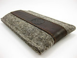 Wool and Leather Samsung Galaxy Wallet