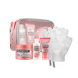After you've wrapped the presents, bestow upon yourself a much-deserved treatment with the Soap & Glory Beginner's Luxe Set ($30). It contains a bath gel, body cream, and scrubbing gloves, so you can easily bring the spa experience to your home.