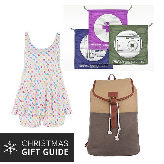 2013 Christmas Gift Guides: For the Functional Yet Stylish Camper