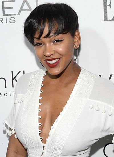 Meagan Good: Ultra-Long to Pixie