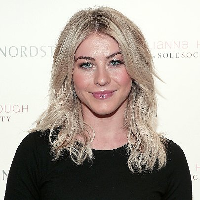 Julianne Hough Hair Changes 2013