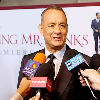 Tom Hanks Disney Interview on Saving Mr. Banks (Video)