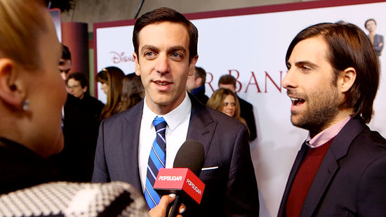 B.J. Novak and Jason Schwartzman: Your New Favorite Comedy Duo
