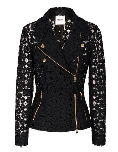 MOSCHINO Cheap and Chic Biker Lace Black