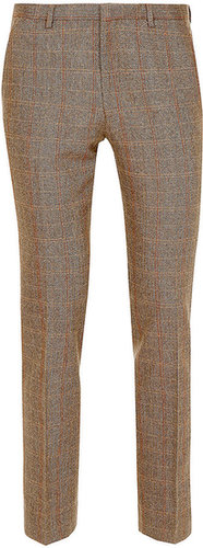 Premium Biscotti Check Heritage Fit Suit Pants