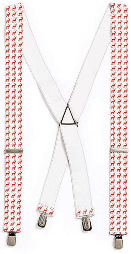 CHRISTMAS REINDEER Suspenders