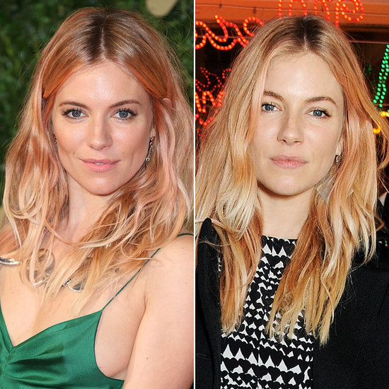 how to get sienna miller hair