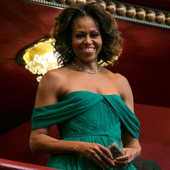 See Michelle Obama's Showstopping Marchesa Gown Here!