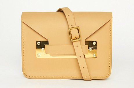 "Sophie Hulme Mini Envelope Bag ($460) ""Classic shape, quality construction, and serious hardware. Need I say more?"""