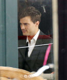 Dornan has Christian's smirk down.