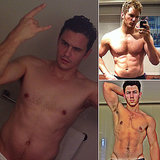 Feast Your Eyes on Shirtless Celebrity Selfies