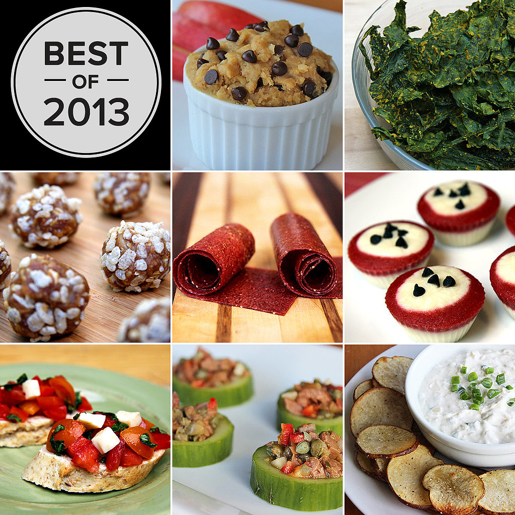The Best Snacks We Cooked Up in 2013
