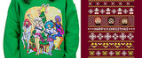 12 Days of the Geekiest Christmas Sweaters
