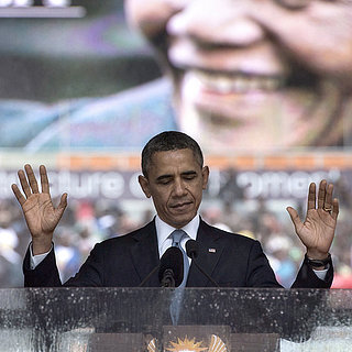 Obama's Nelson Mandela Funeral Speech