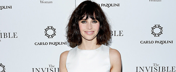 Why We're Not Even Looking at Felicity Jones's Dress