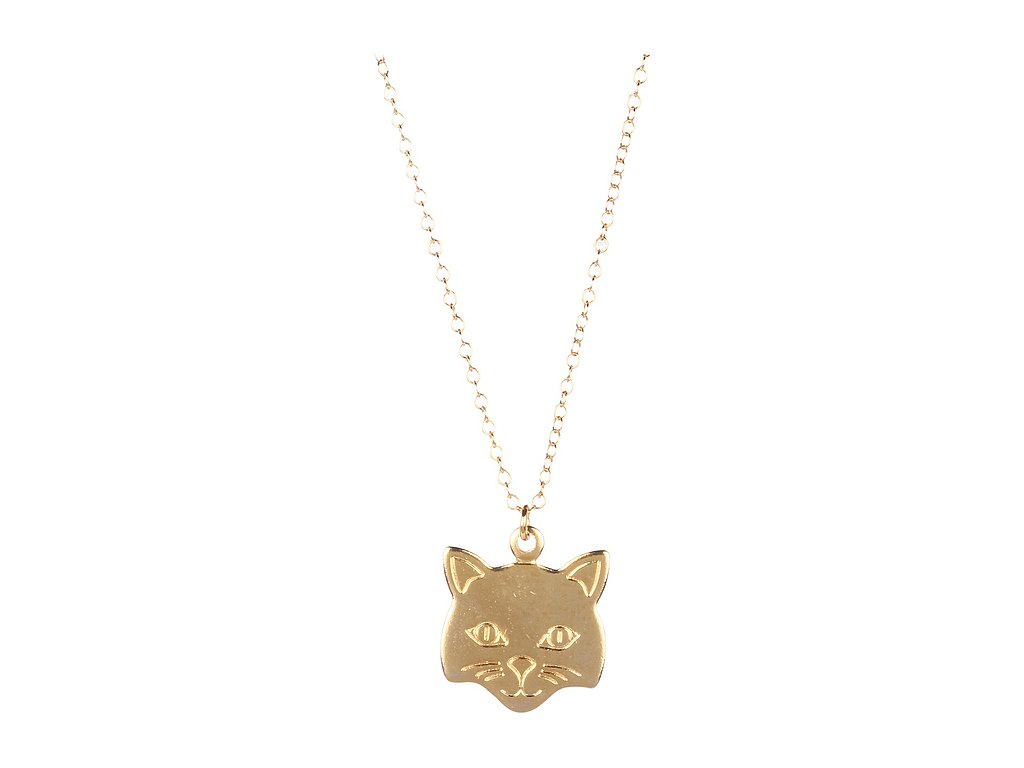 Sweet Swoozie Necklace ($39, originally $48)
