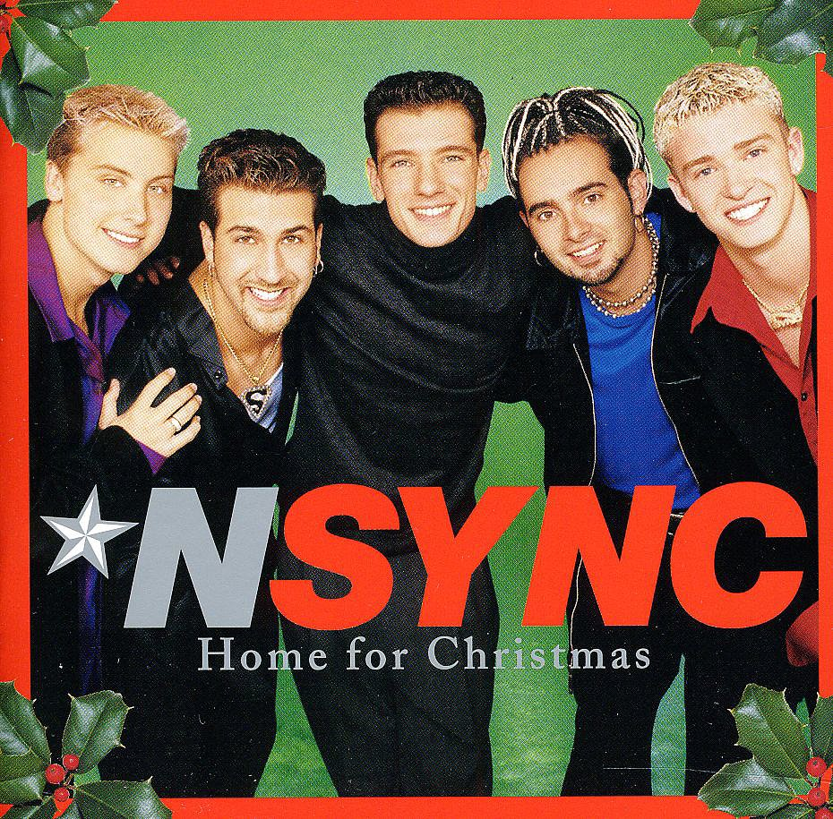Nsync 39 s home for christmas album 43 things that made for Classic house albums 90s