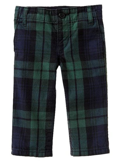 Baby Gap Plaid Pants